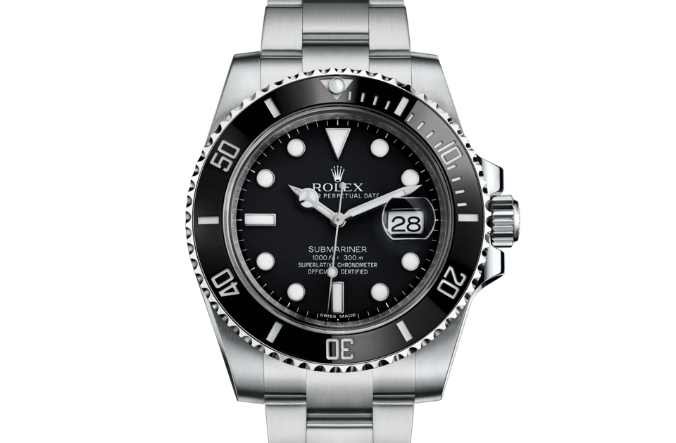 勞力士Submariner Date - M116610LN-0001 | 周大福鐘錶