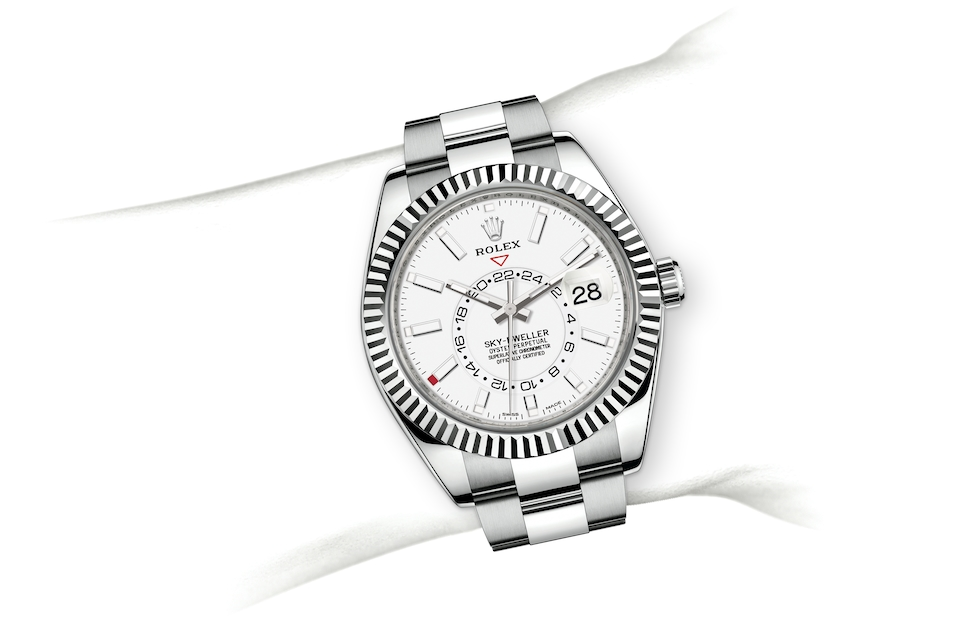 Rolex Sky-Dweller Watch - 326934