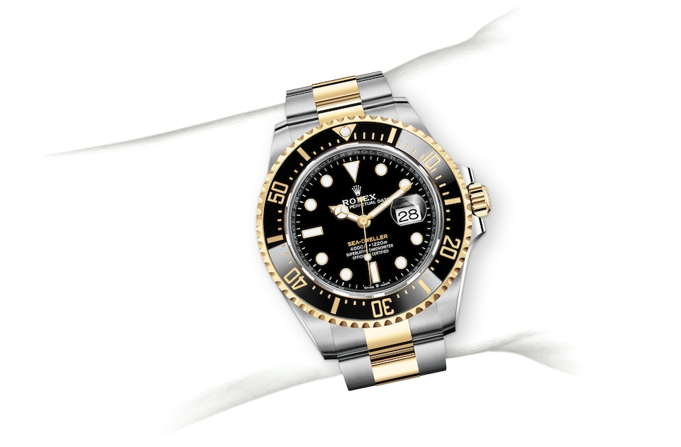 Rolex Sea-Dweller Watch - 126603