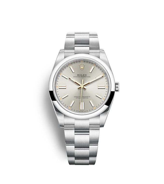 Rolex  Oyster Perpetual 41 | CTF WATCH