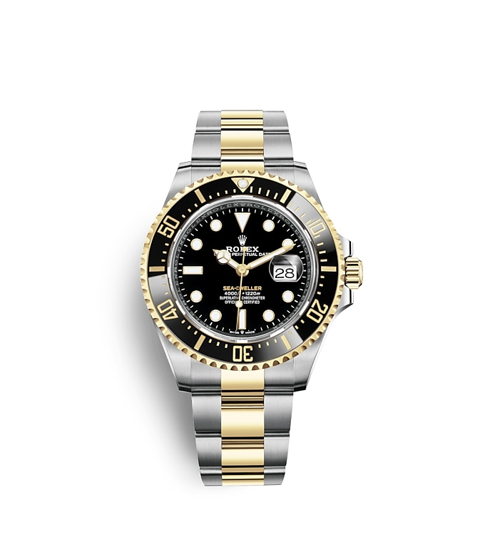 Rolex  Sea-Dweller | CTF WATCH