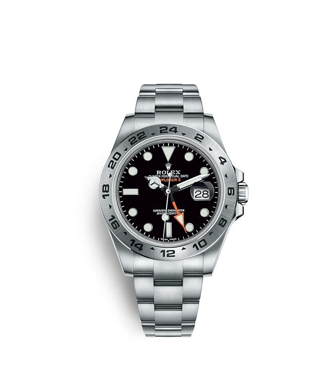 Rolex  Explorer II | CTF WATCH