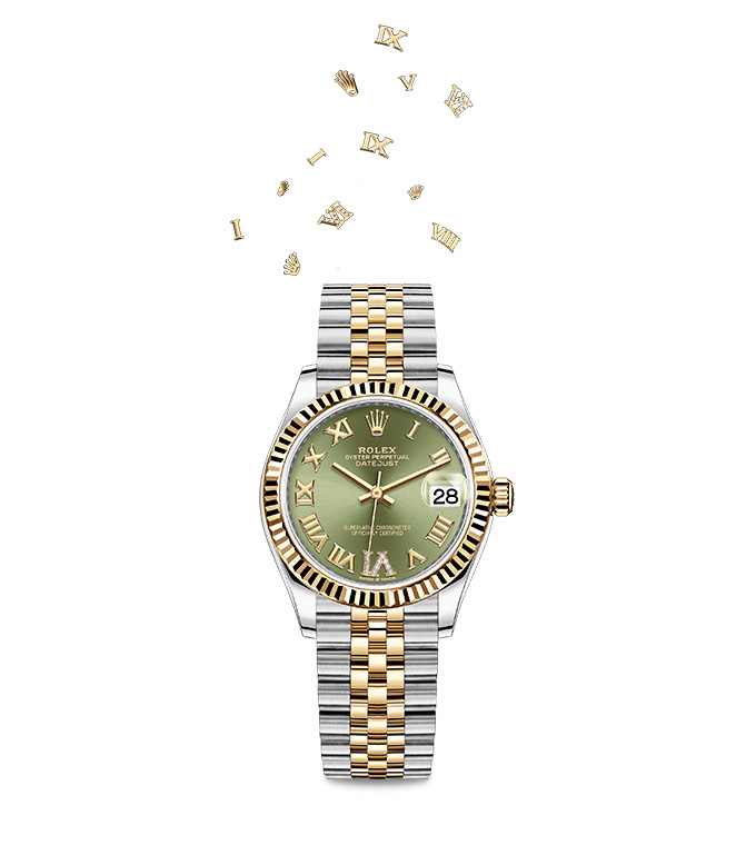 Rolex Datejust 31 | CTF WATCH