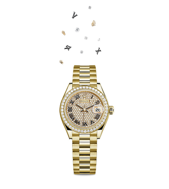 Rolex Lady-Datejust | CTF WATCH